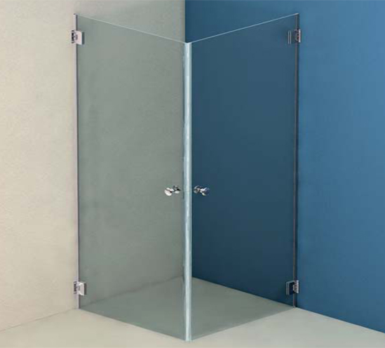 Colcom 8500 & 8500R Glass to Wall Shower Door Hinge - The Wholesale ...