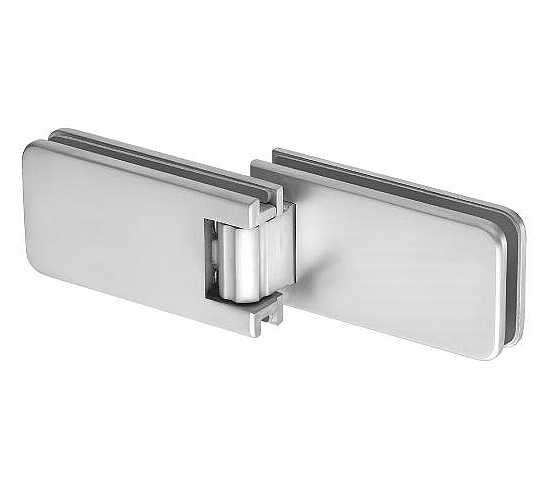 9508 Glass To Glass Shower Door Hinge 180 Fold Back The Wholesale Glass Co