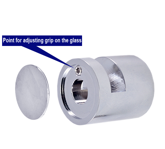Edge Grip Standoffs For Glass Uk Images