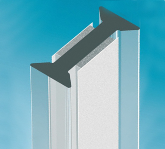 Clear Glass To Glass Partition Joint 180 176 The Wholesale