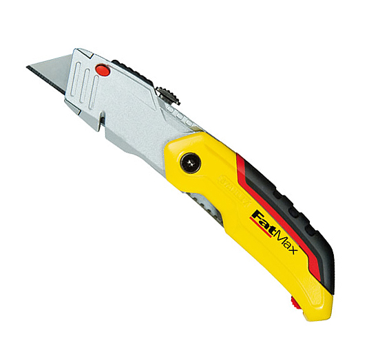 stanley fatmax knife how to change blade