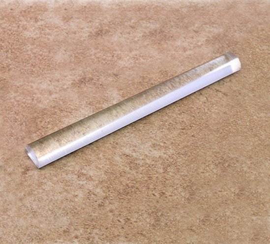Shower door threshold transparent plastic the for Wet room seal